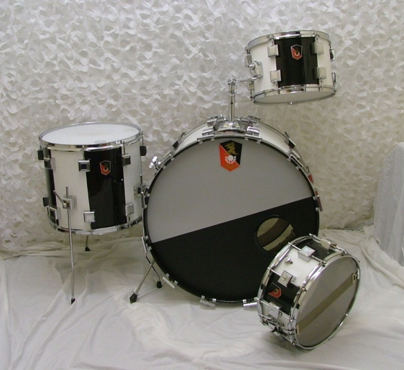 Eddie Ryan Custom 1970's Kit