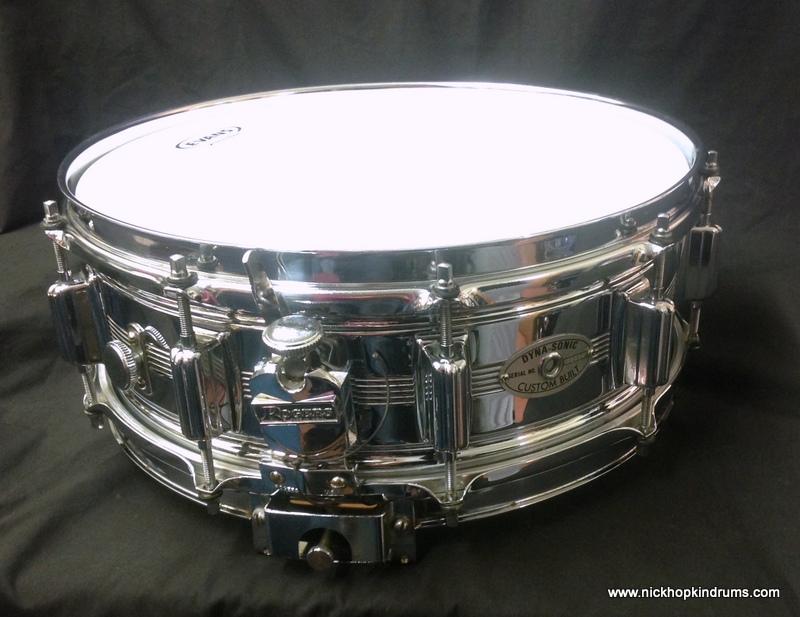 december 2014 vintage drums legendary sounds. Black Bedroom Furniture Sets. Home Design Ideas