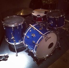 Chris Gretsch kit