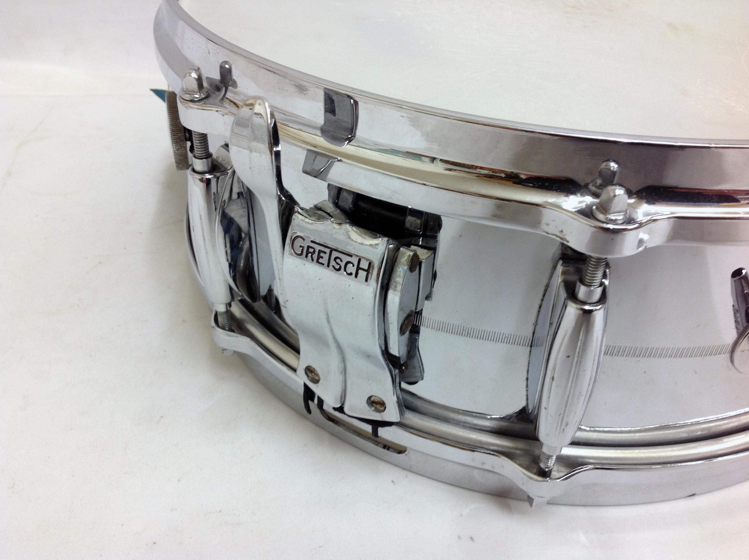 gretsch 4160 snare drum vintage drums legendary sounds. Black Bedroom Furniture Sets. Home Design Ideas
