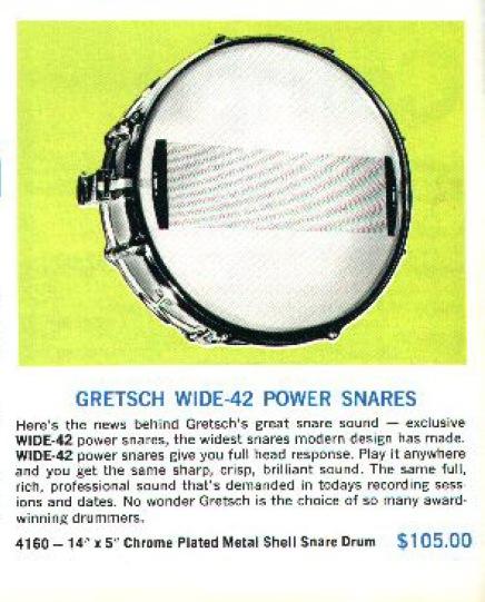 Gretsch 42 strand wires image