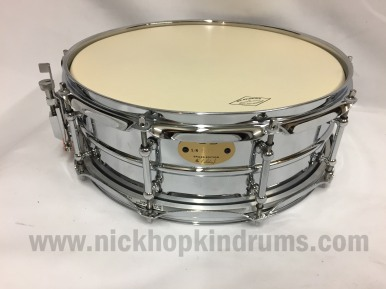 ludwig-brass-edition-limited-edition-supraphonic-snare-drum-at-nick-hopkin-drums