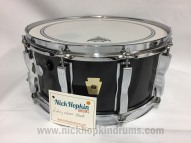 Ludwig Classic Maple snare drum at Nick Hopkin Drums