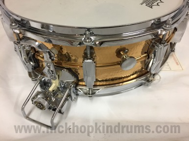 Ludwig Hammered Brass SS 5 -2