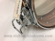 Ludwig Hammered Brass SS 5