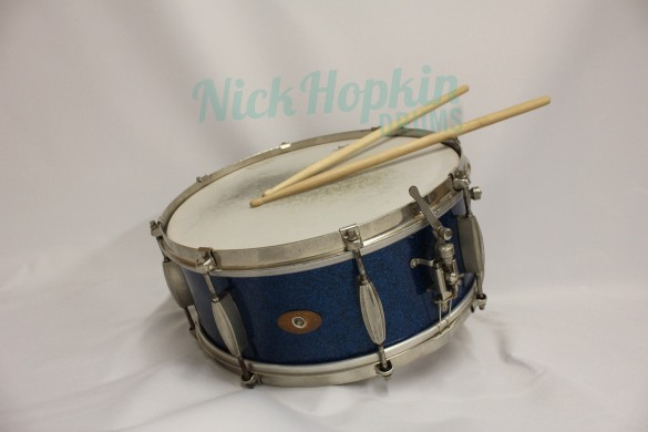 Slingerland Studen Radio King snare 1950s at Nick Hopkin Drums