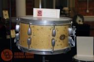 Steve White Sunflower snare drum