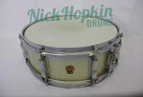 Ludwig Jazz Festival pre serial silver sparkle Nick Hopkin Drums www.nickhopkindrums.com